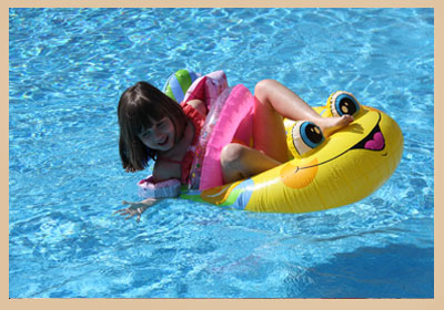 keeping swimming pools hygeinic and clean