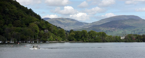 holiday cottages with swimming pools in the Lake District