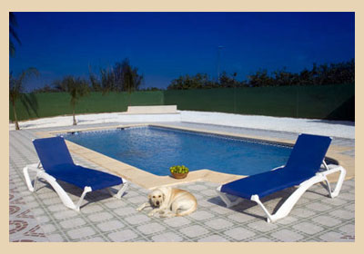 Holiday cottage dog friendly swimming pool for Holiday lets with swimming pools
